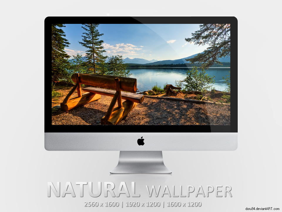 NATURAL Wallpaper Pack