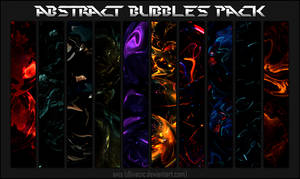 Abstract Bubbles Pack