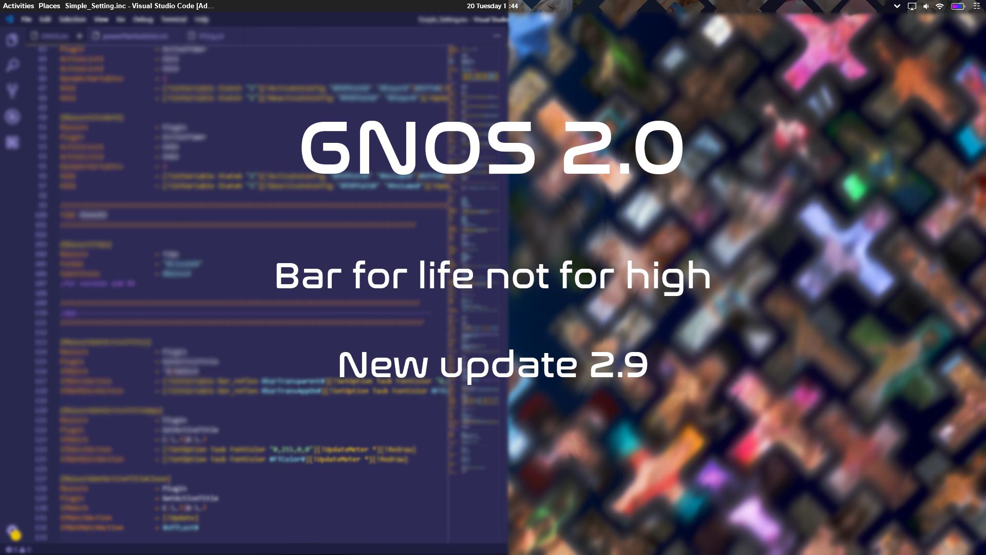 GNOS 2.0
