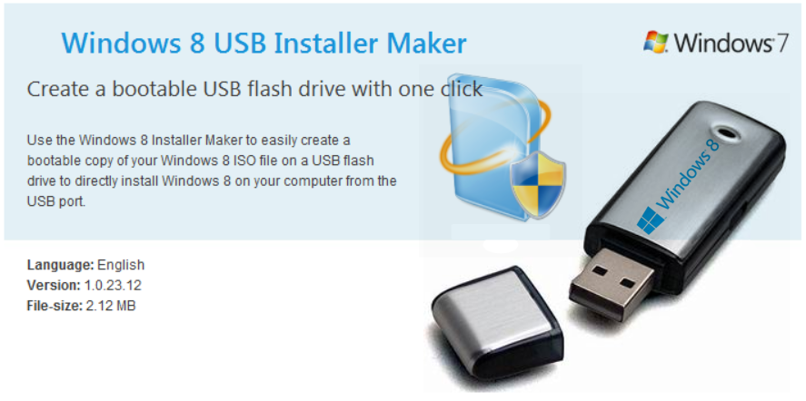 how to make windows 8.1 bootable usb using cmd