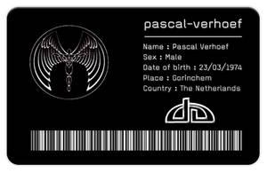 DeviantArt ID Card