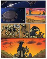 Alien Evolution: 4 of 4 by Transapient