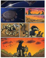 Alien Evolution: 4 of 4