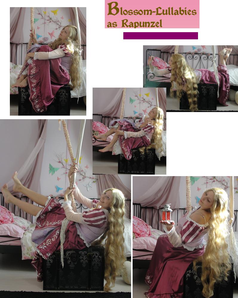 Rapunzel stock pack (more inside) by Blossom-Lullabies