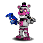 Adventure Funtime Freddy (ANIMATED)