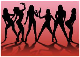 More Ladies by joeadonis