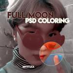 Full Moon. psd