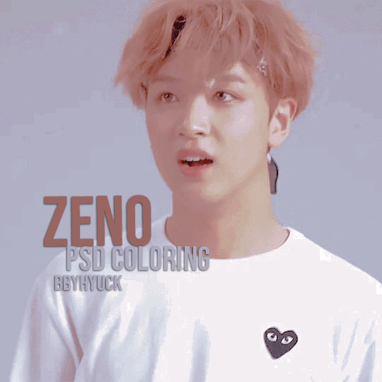Zeno .psd Coloring By Bbyhyuck On DeviantArt