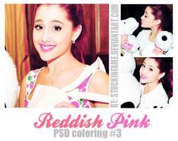 Reddish Pink PSD#3 by stuckinfame