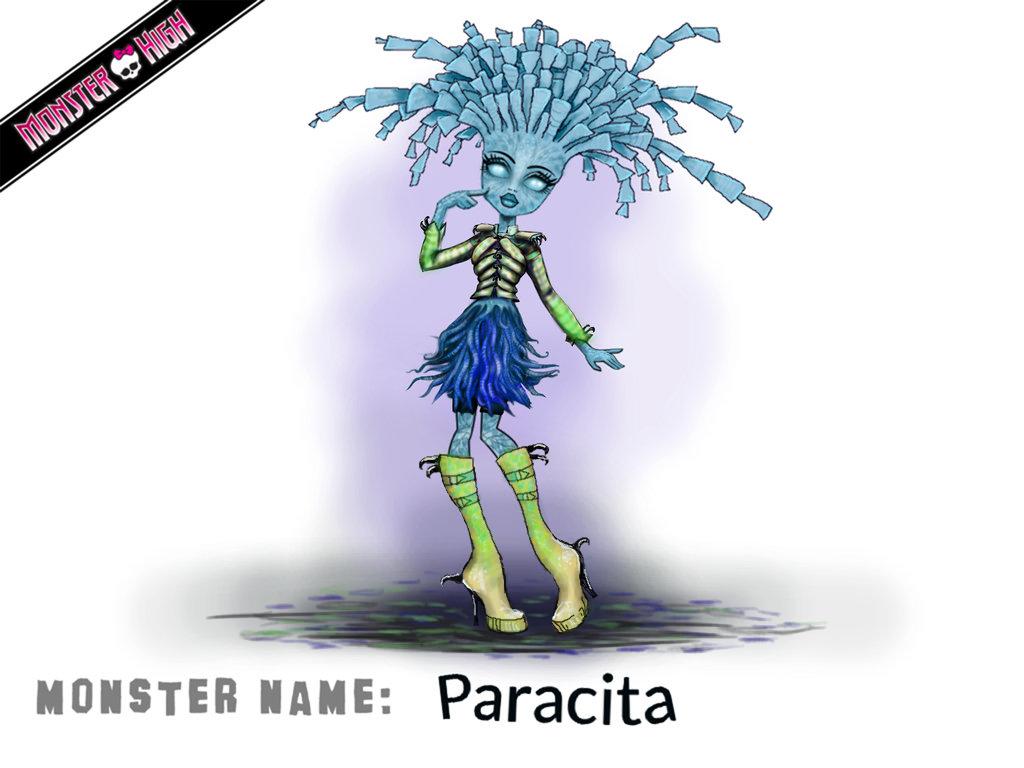 Paracita by JoBeeOne