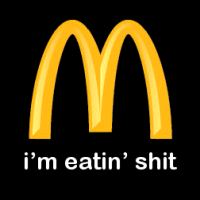 McDonalds: i'm eating shit by bak16