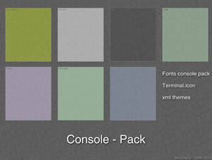 Console Theme Pack