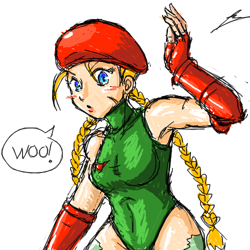 cammy white by borockman