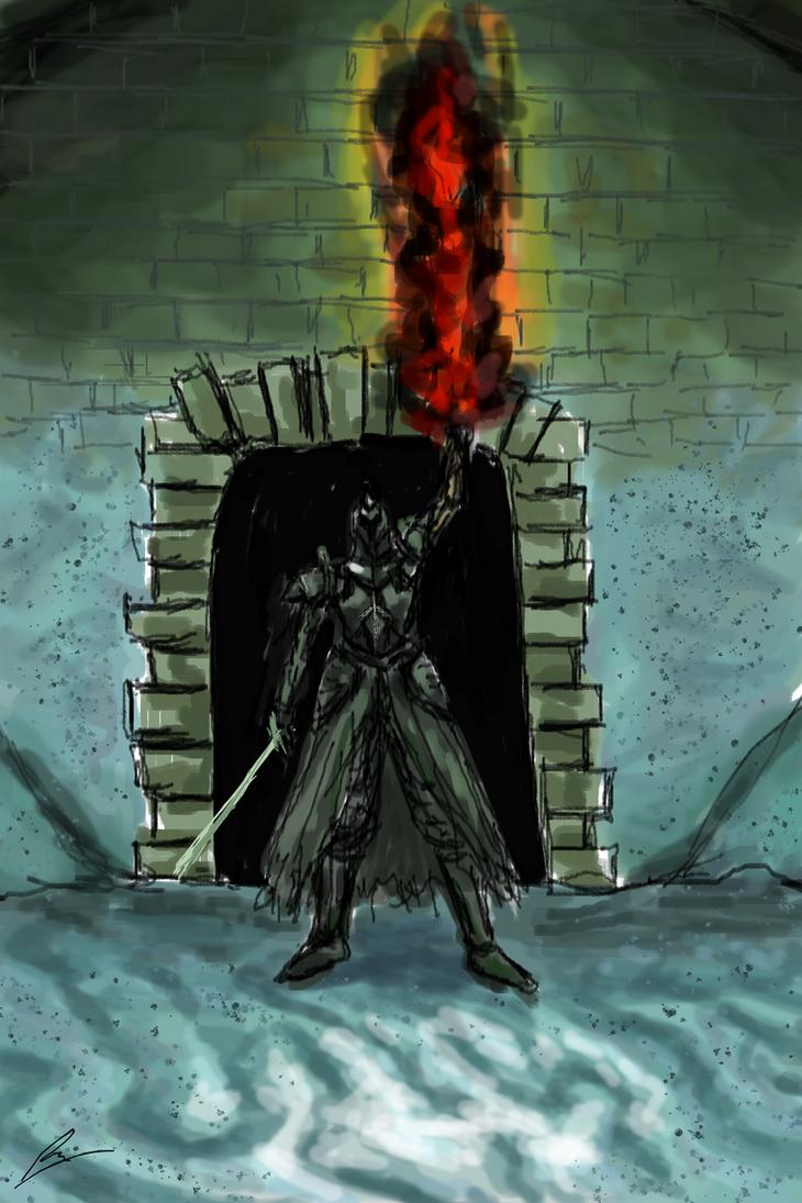 Fume Knight by borockman