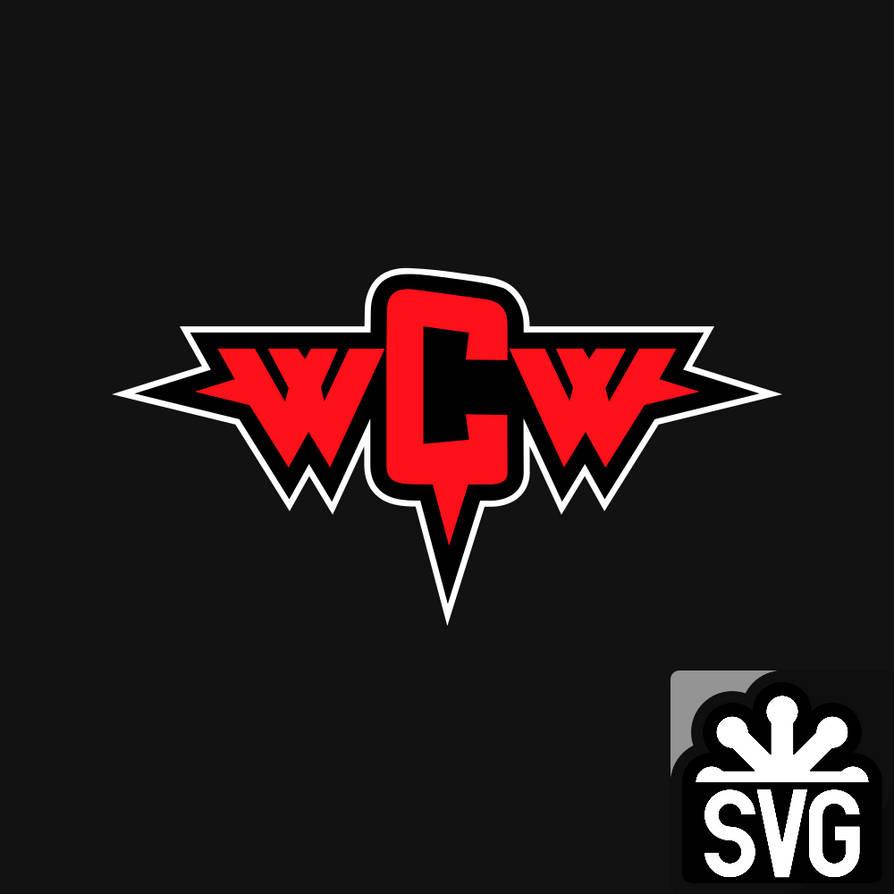 WCW (Invasion) Logo SVG by DarkVoidPictures on DeviantArt