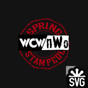WCW Logos by DarkVoidPictures on DeviantArt