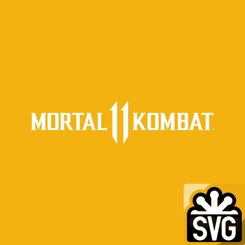 Mortal Kombat 11 Logo Svg By Darkvoidpictures On Deviantart