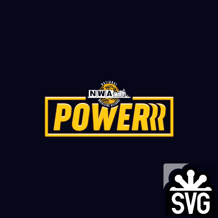 nwa power logo svg by darkvoidpictures on deviantart nwa power logo svg by darkvoidpictures