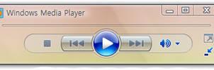 Mini Vista Media Player PSD by standbyblizzard