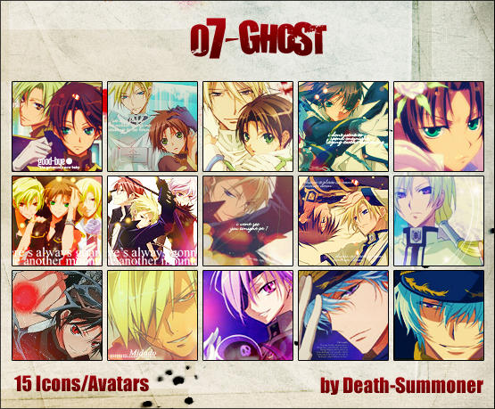 ghost avatars