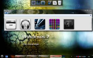 my windows 7 in vista by phantommenace2020