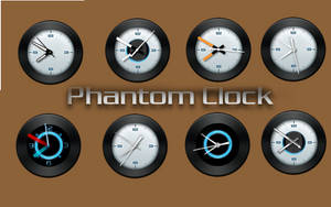 Phantom clocks by phantommenace2020