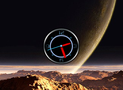 new age clock by phantommenace2020