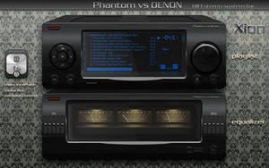 phantom vs denon by phantommenace2020