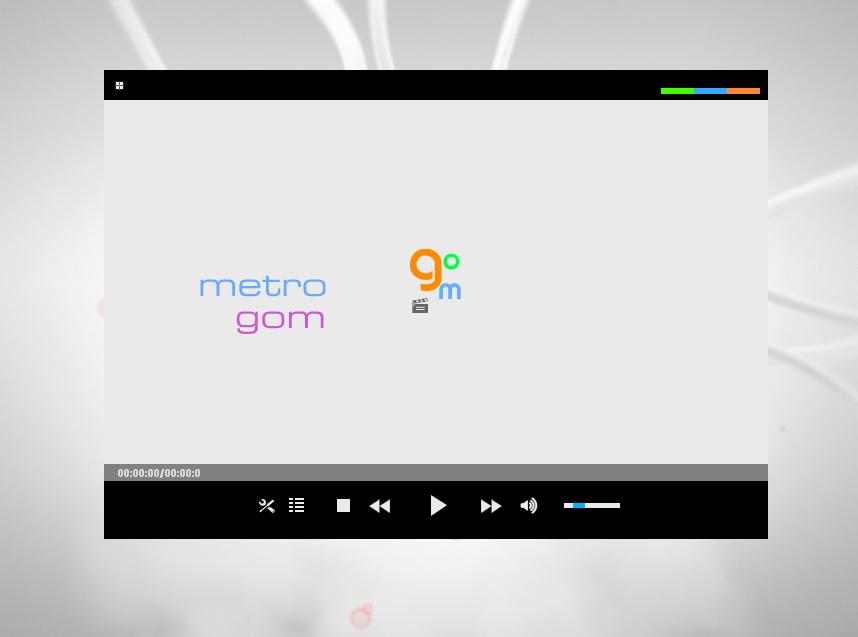 Gom audio player skins