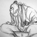 Ninja-Pencil Test by CARUTOONS