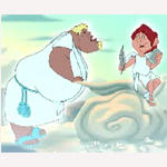God and the Angel- Movie03