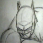 Batman - Pencil Test by CARUTOONS