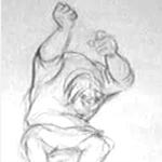 Quasimodo - Pencil Test by CARUTOONS