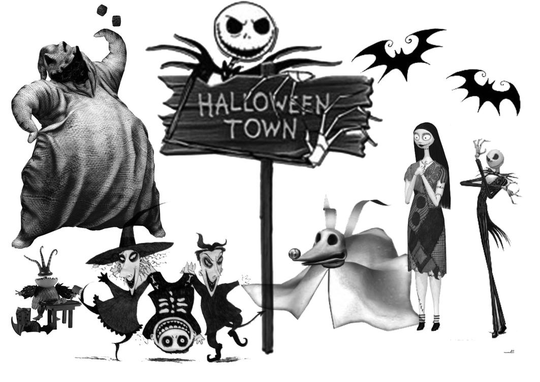 All Nightmare Before Christmas Characters - Nightmare Before ...