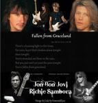 Jon Bon Jovi and Richie Sambora Journal Skin by EsmeraldEyes