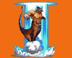 Motaro for Mortal Kombat Collab, animated