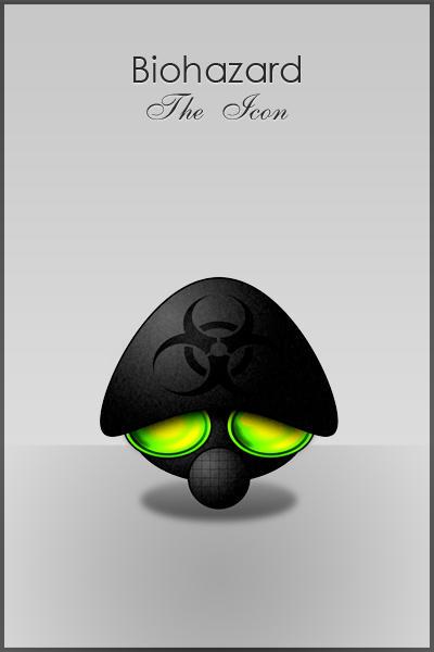 Biohazard icon by HelmerN