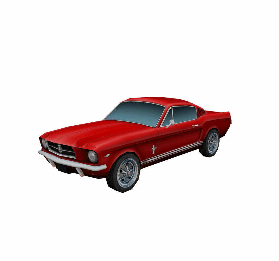 Ford mustang 1965 by bor41k on deviantart