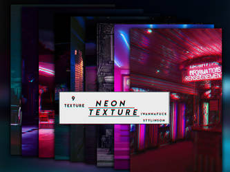Neon Texture #3 by IWannaFuckStylinson