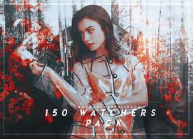 #150 Watchers Pack by IWannaFuckStylinson