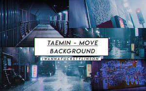 Taemin - Move Background #1 by IWannaFuckStylinson