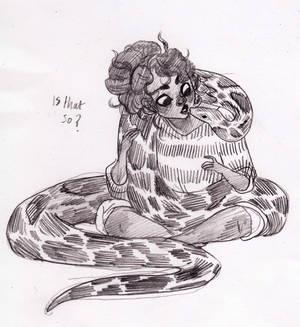 Ksj7700 commish: python talks