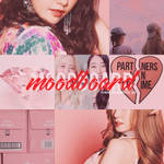 Moodboard / Template / Plummy