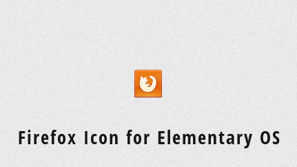 Firefox Icon for elementary OS by freaktechnik
