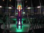 11th Doctor Amy Pond Regeneration TG by Nebula33