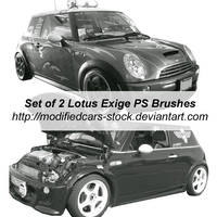 Mini Cooper Photoshop Brushes by ModifiedCars-stock
