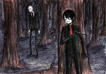Meet Slenderman by DemiseMAN