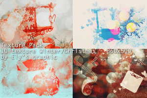 TEXTURE PACK #06 - WINTER/CHRISTMAS
