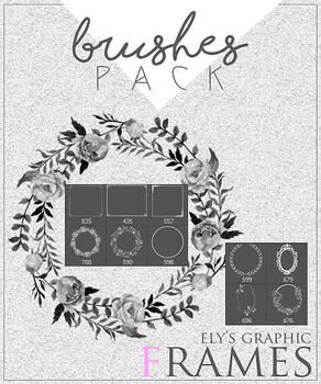 Brushes pack #3 - Frames