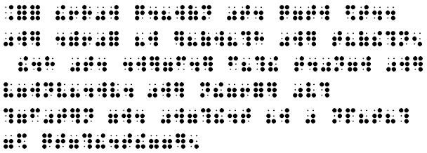 Phono Braille by Istana-Hutan